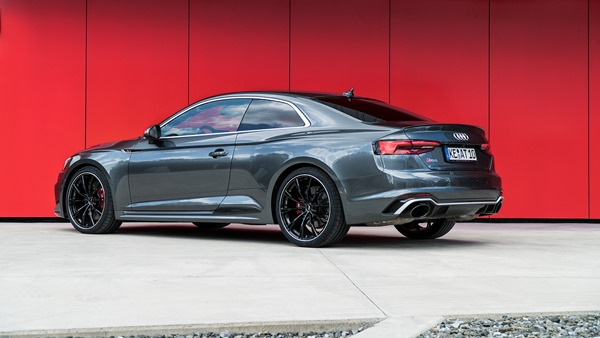 Audi rs5 ABT rear