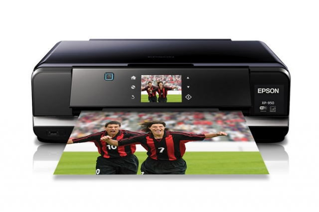 Free download Epson Expression Photo XP-950 printer driver and install