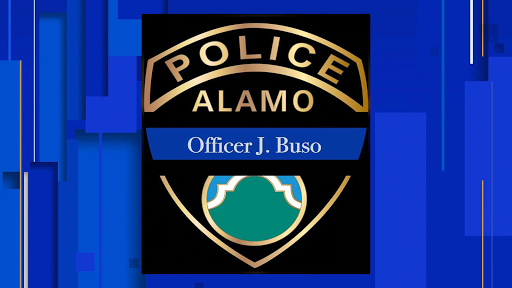 Alamo College police officer dies from COVID 19