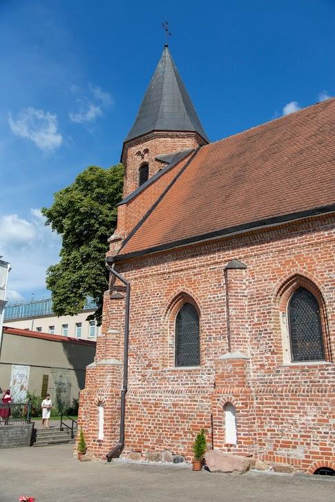 Kowno, kościół św. Gertrudy