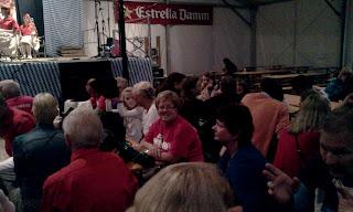 Uitvoering Feesttent Oktoberfest