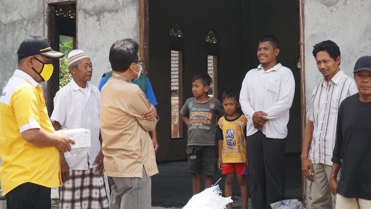 Bantu Pembangunan Sejumlah Masjid, Wakil Ketua Komisi A DPRD DIY Suwardi Gelar Safari
