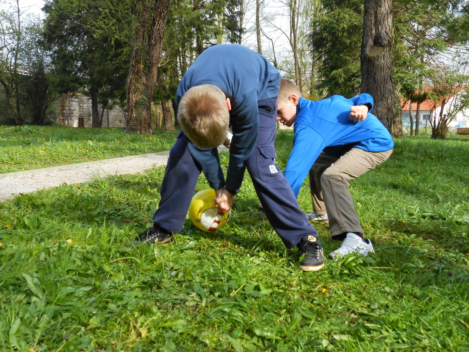 Športni dan 4. razred, 4. april 2014, Ilirska Bistrica - DSCN3326.JPG