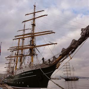 Rassemblement des grands voiliers à Toulon par Denis Bornet