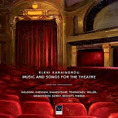 Music and Songs for the Theatre (Goldoni, Chekhov, Shakespeare, Turgenev, Miller, Griboyedov, Gorky, Beckett, Pinder)