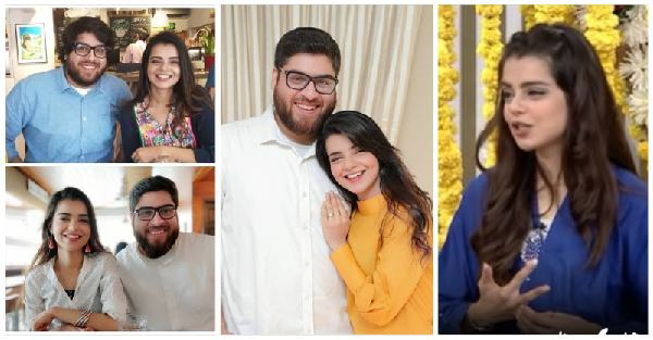 Srha Asghar reveals Interesting details of her marriage with Umer