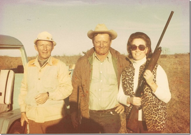 Quail Hunting in South Texas