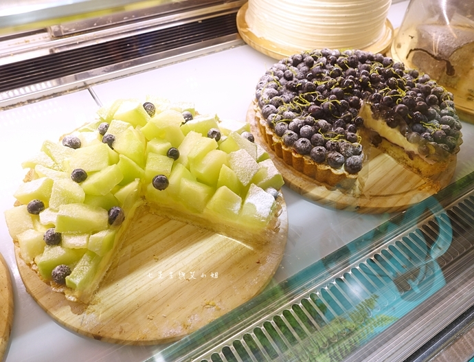 18 Bonnie Sugar 台北 師大商圈 手做甜點 水果塔 水果派