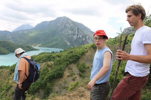 projets de l'arche a brest mission jeunes en albanie