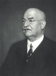 Porträt Carl Duisberg.