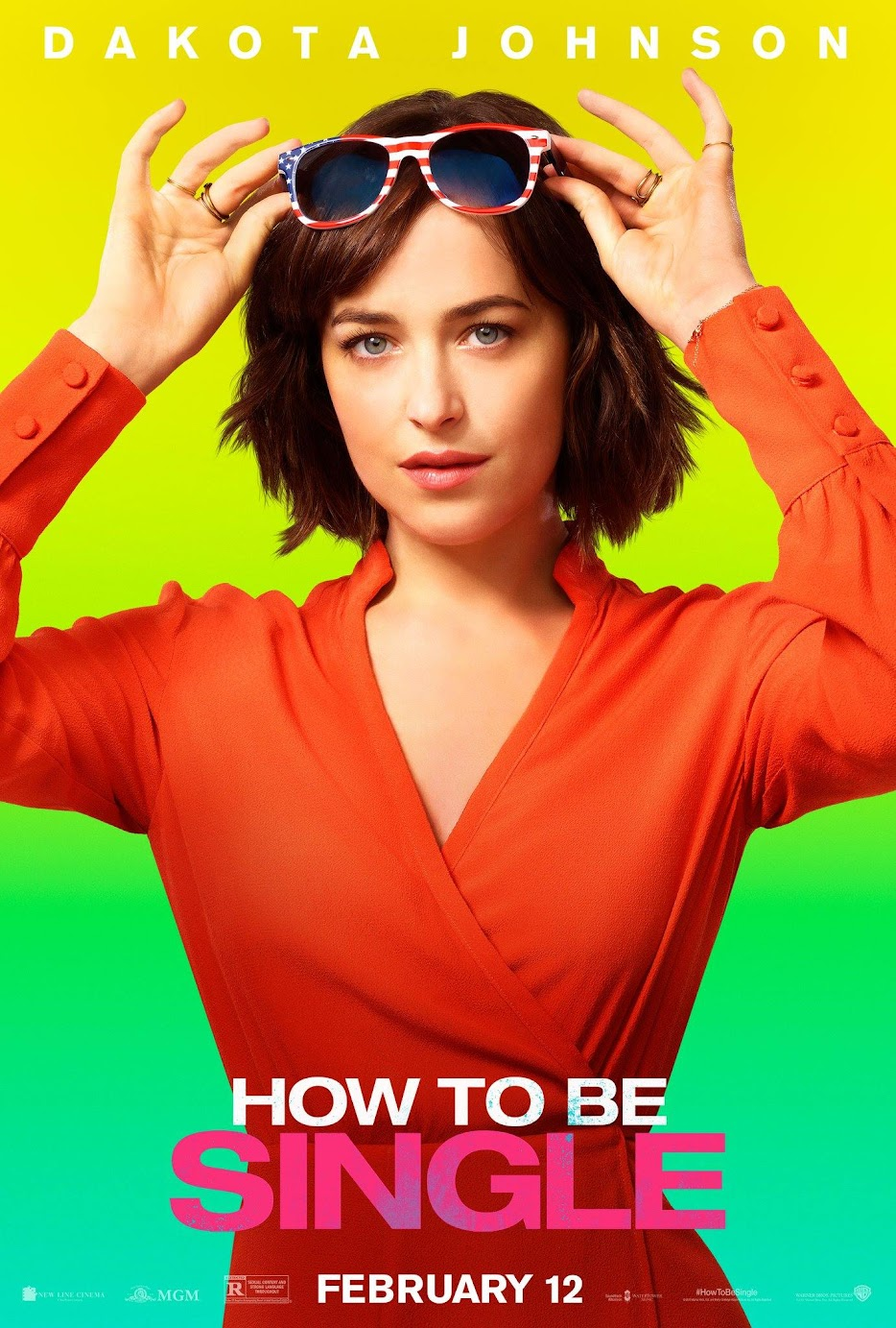 How To Be Single Dakota Johnson Poster
