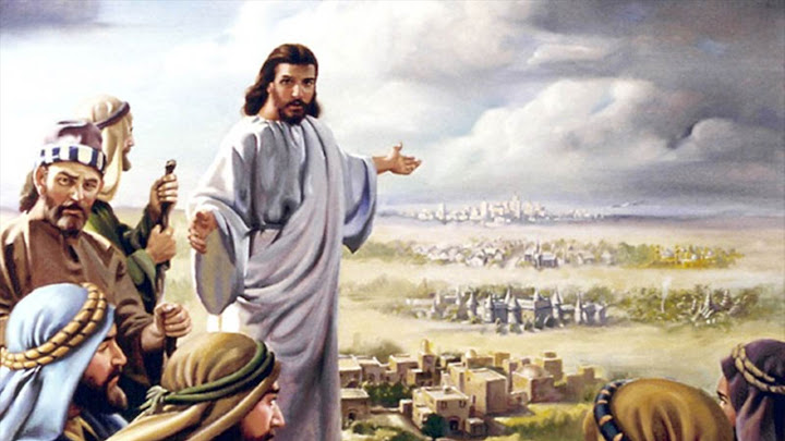 Anh em làm chứng cho Thầy (26.11.2019 – Thứ Ba Tuần 34 TN)