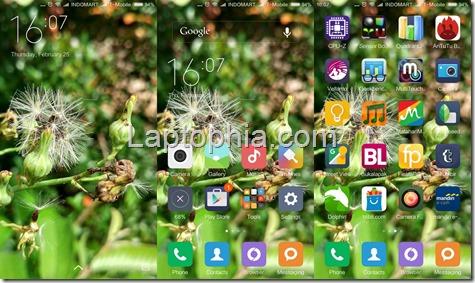 Software Xiaomi Mi 4c