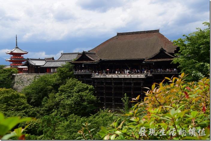 日本京都府世界文化遺產【清水寺】與七大必訪景點介紹