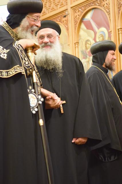 His Holiness Pope Tawadros II visit to St. Mark LA - DSC_0284.JPG