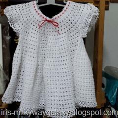 Rear dress