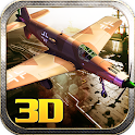 WW2 Pacific Fighter Attack 3D icon