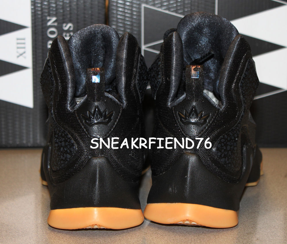 new concept abc1c 3bba0 ... Welcome the New Year with the Black Lion LeBron XIII ...