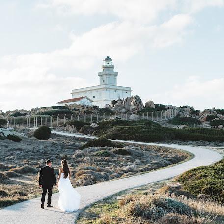 Wedding photographer Andrey Tebenikhin (atshoots). Photo of 12.10.2017