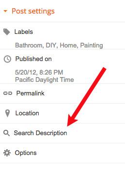 Search descript unupdate