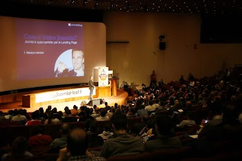 JoomlaDay Firenze