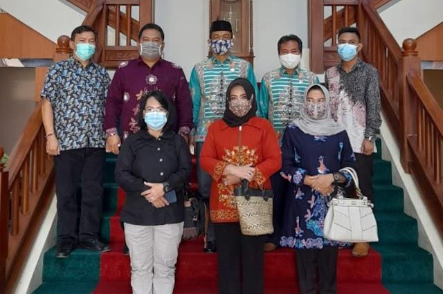 Kunker, Komisi I DPRD Kapuas Juga Sambangi Bumi Bersujud