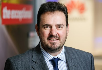Fred Saayman, Huawei Business Unit: Executive at Pinnacle ICT