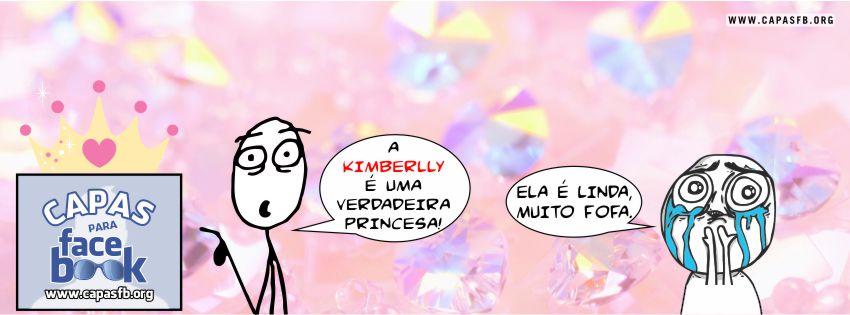 Capas para Facebook Kimberlly