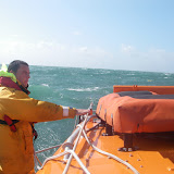 11 September 2011 - ALB rough weather exercise in Poole Bay