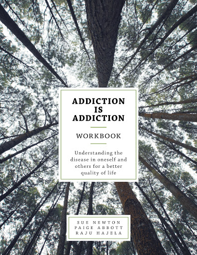 Addiction is Addiction Workbook cover
