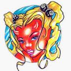 Photo - Ladies Tattoos Designs
