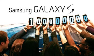 GALAXY Sシリーズの総販売数が1億台突破
