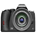 DSLR Camera HD icon