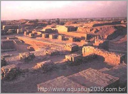 ruinas de mohenjo-Daro