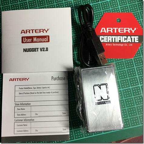 IMG 0964 thumb%25255B1%25255D - 【MOD】「Artery Nugget V2.0」のレビュー。小さくても高性能!?
