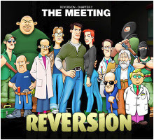 Reversion Chapter 2: The Meeting