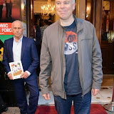WWW.ENTSIMAGES.COM -    Steve Pemberton   arriving at          FORBIDDEN BROADWAY - Press Night at Vaudeville Theatre London September 15th 2014Phillip George directs return of Gerard Akessandrini's comedy revue which, when it was first performed in New York, poked fun at a range of Broadway stars including Whoopi Goldberg and Elaine Paige.                                             Photo Mobis Photos/OIC 0203 174 1069