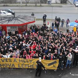 DVTK - Haladás 2013.03.09.