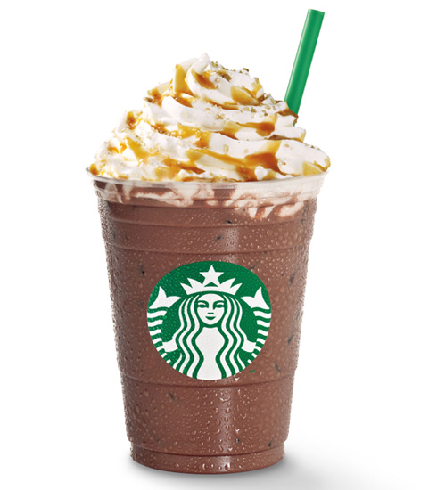 The New Starbucks Salted Caramel Mocha Beverages