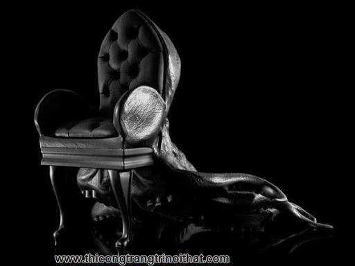 """Chiếc ghế hà mã """"độc nhất vô nhị"""" của nhà thiết kế Maximo Riera-7"""
