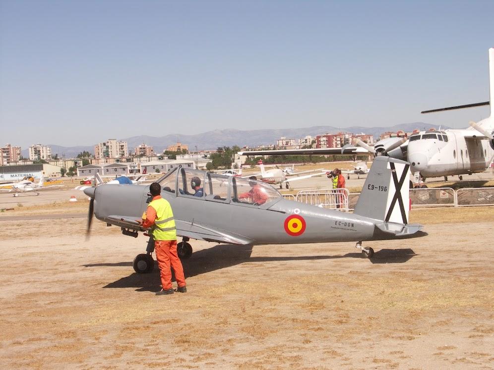 """Exhibición aerea de la Fundación """"Infante de Orleans"""". PICT0436"""