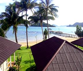 ที่พักเกาะหมาก เที่ยวเกาะหมาก มากะธานี รีสอร์ท