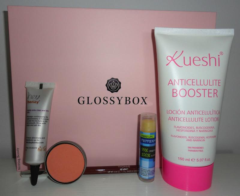 July 2015 Glossybox 1