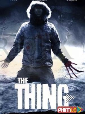 Phim Quái Vật Kinh Dị - The Thing (2011)