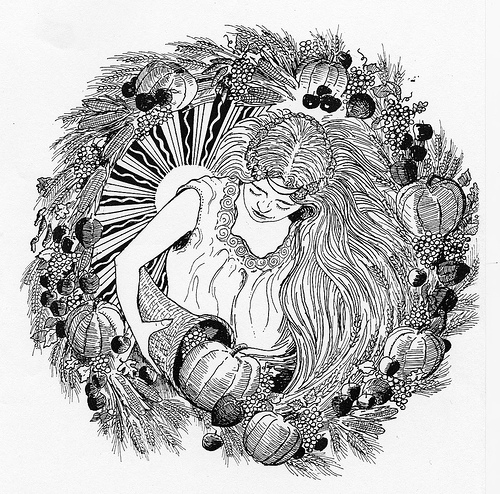 Mokosh, Gods And Goddesses 5
