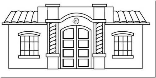 casa de tucuman para colorear (1)