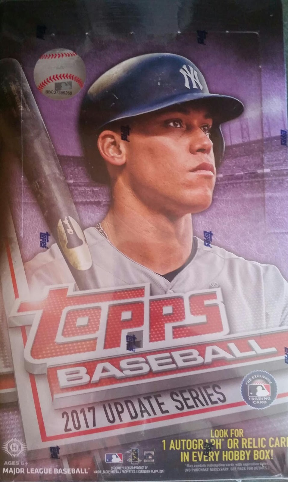 Sport Card Collectors Review2017 Topps Update Baseball