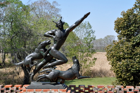 Brookgreen Gardens, Located On U.S. Highway 17 South Of Murrellu0027s Inlet,  South Carolina Is A Delightful Place To Spend A Quiet Day Wandering The  Paths To ...