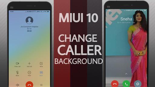 How to Change Caller/ Dialer Background in MIUI 9/10