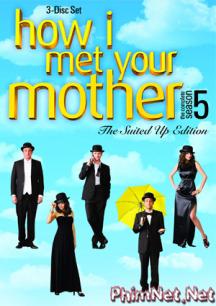 Phim Chuyện Tình Của Bố 5 - How I Met Your Mother 5